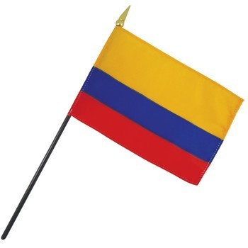 Colombia Nation Flag