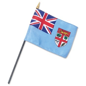 Fiji Nation Flag