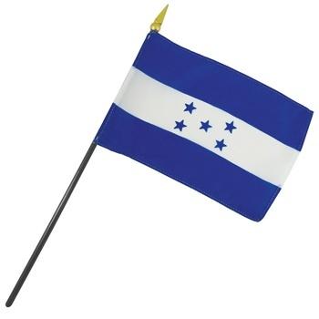 Honduras Nation Flag