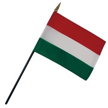 Hungary Nation Flag