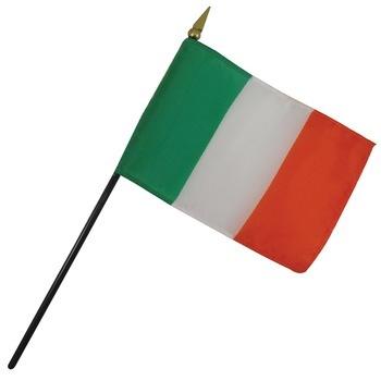 Ireland Nation Flag