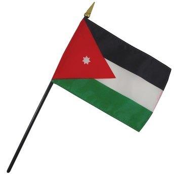 Jordan Nation Flag