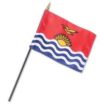 Kirabati Nation Flag