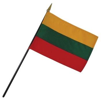 Lithuania Nation Flag