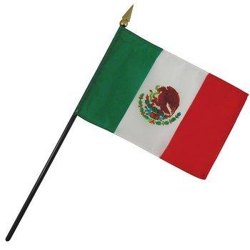 Mexico Nation Flag