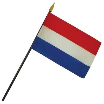 Netherlands Nation Flag