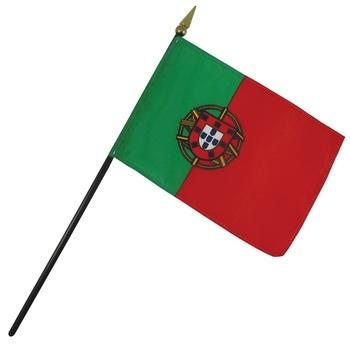 Portugal Nation Flag