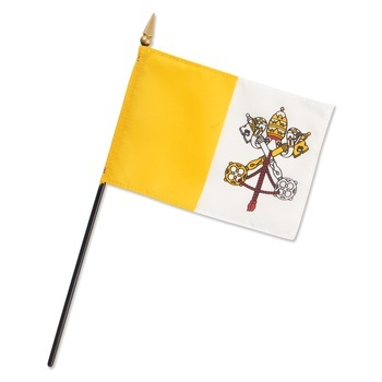 Vatican City Flag (Holy See)