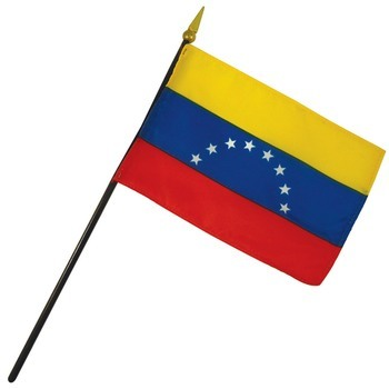 Venezuela Nation Flag