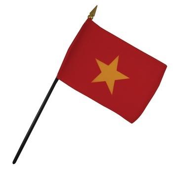 Vietnam Nation Flag