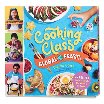 Cooking Class - Global Feast!