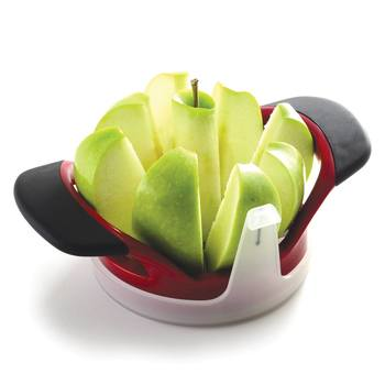 Fruit Wedger / Corer with Push Plate