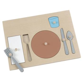 Table Setting Puzzle