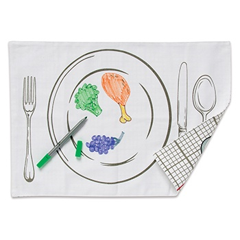 Placemat to Go