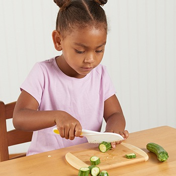 Kids Nylon Knife Set