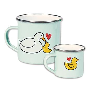 Tea for Two – Ducks Mug Set