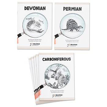 Geologic Periods Set