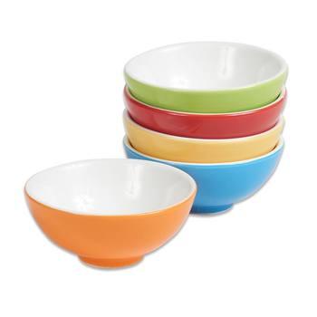 Colorful Porcelain Bowl
