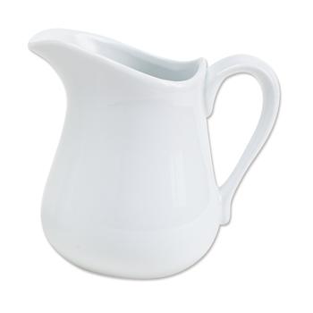 14 oz. Porcelain Pitcher