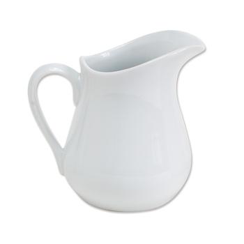 8 oz. Porcelain Pitcher