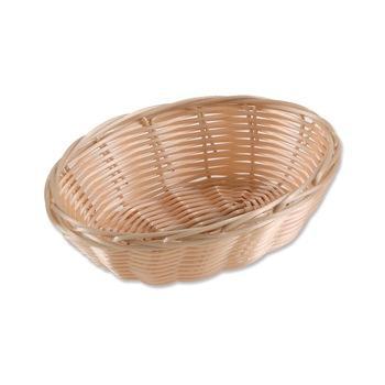 Elliptical Plastic Basket