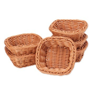 Small Square Plastic Baskets
