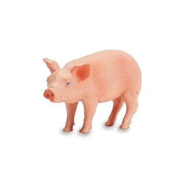 Piglet Figure Feeding