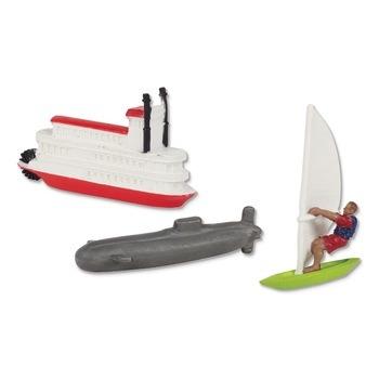 Water Vehicle Miniatures