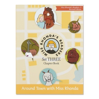 Around Town with Miss Rhonda