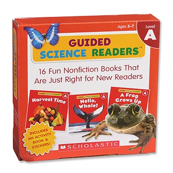 Guided Science Readers – Level A