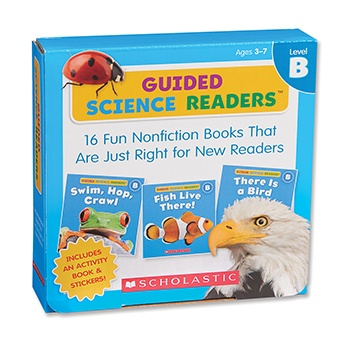 Guided Science Readers – Level B