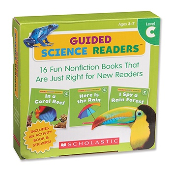 Guided Science Readers – Level C