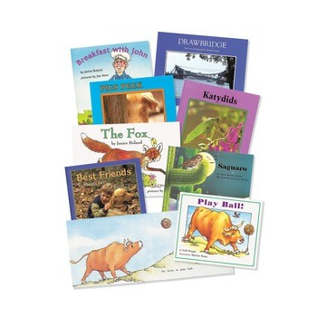 Books for Emergent Readers - Set 1