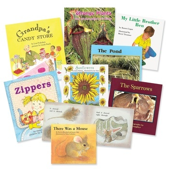 Books for Emergent Readers - Set 2