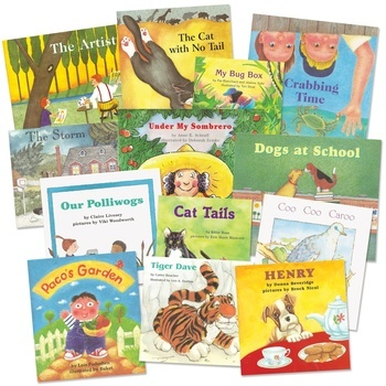 Books for Early Readers - Set 3