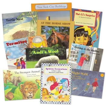 Books for Early Readers - Set 2