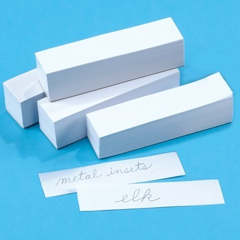 Padded Blank Labels