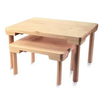 Nesting Floor Tables