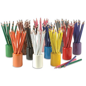 Colored Pencils & Holders