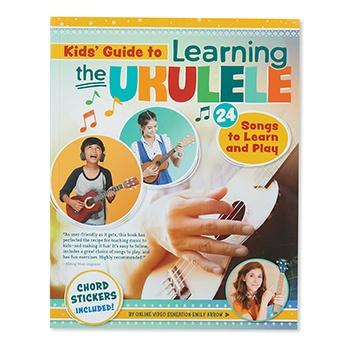 Kids' Guide to Learning the Ukulele