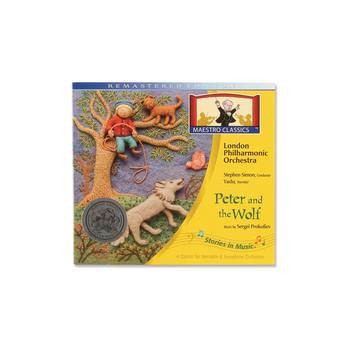 Peter and the Wolf CD