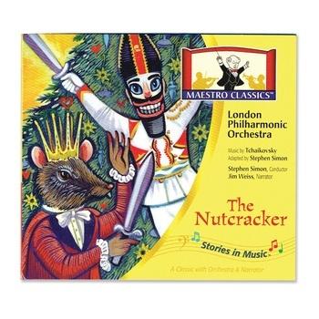 The Nutcracker CD