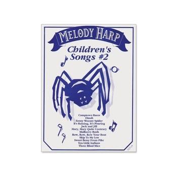 Music for Melody Harp ~ Children's Songs #2
