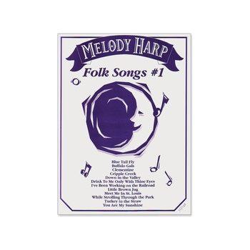 Music for Melody Harp ~ Folk Songs