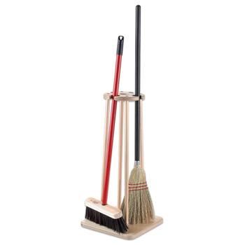 Broom & Mop Stand