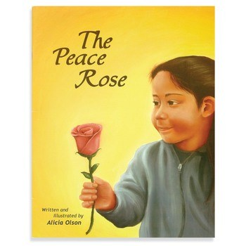 The Peace Rose - paperback