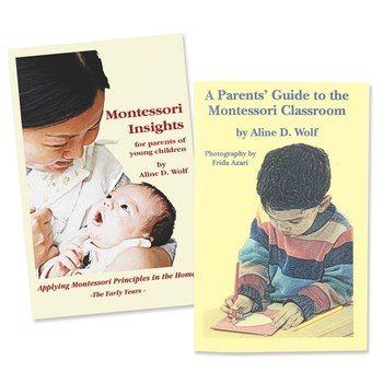 Montessori Parenting Book Set