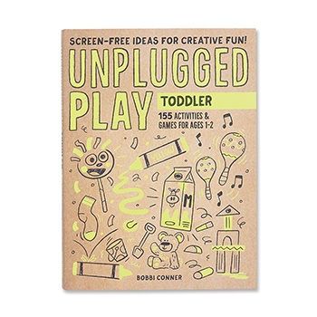 Unplugged Play – Toddler