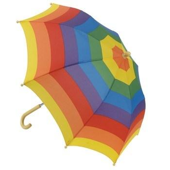 Child-Size Rainbow Umbrella