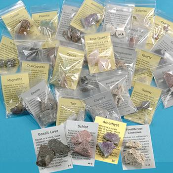 Get to Know Rocks & Minerals